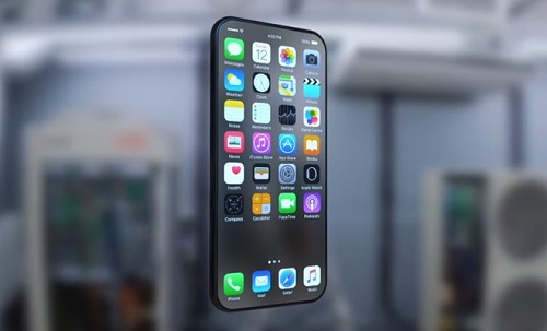 concept iPhone 8